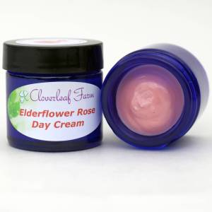Elderflower Rose Day Cream