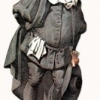 Commedia Characters:  (Il Vecchio: The Old Men)