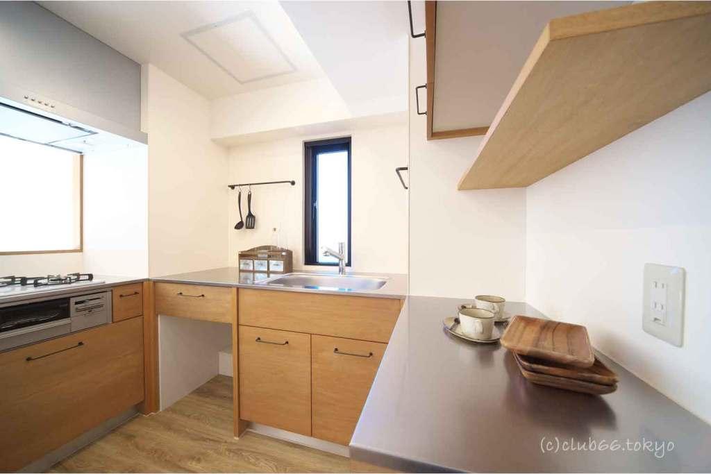 キッチン オリジナル アイアン 66