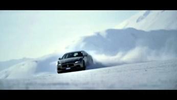 Maserati Ghibli S Q4 Giorgio Rocca sci spot pubblicità 1