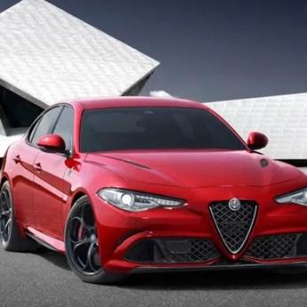 Alfa Giulia 2015 presentazione