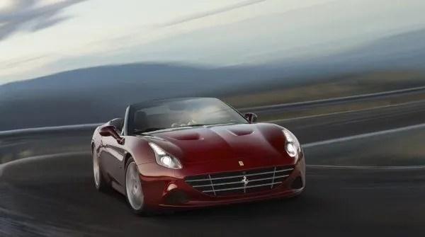 Novità auto: Ferrari California T HS