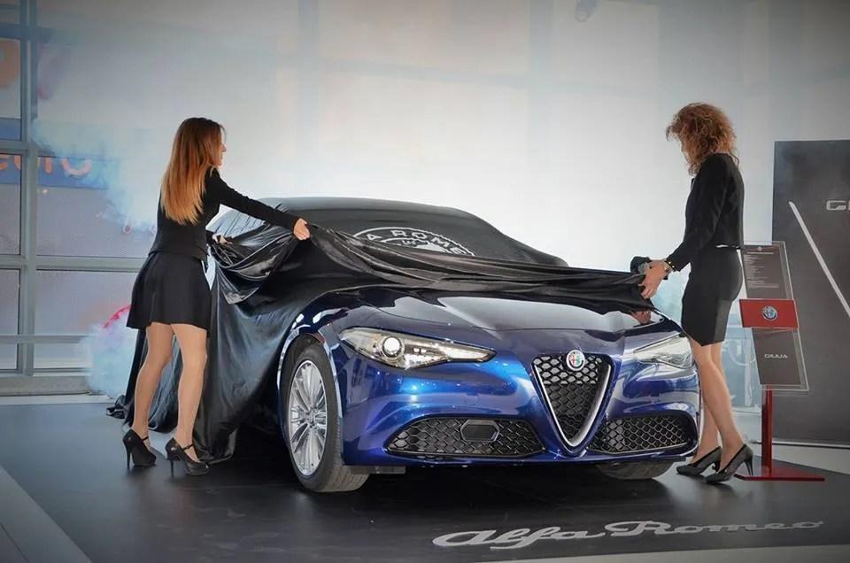 Alfa Romeo Giulia: online il configuratore