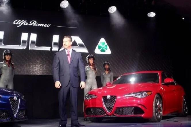 Wester saluta Alfa Romeo e Maserati, Bigland è il nuovo numero uno