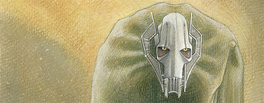 General Grievous by Nell McKellar