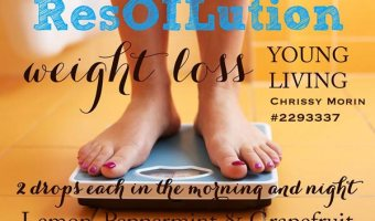 weightloss trio young living essential oils