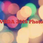 CVRDA 2016 Photo's