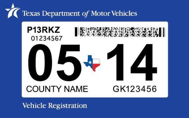 Texas Dps Motor Vehicle Title Transfer Caferacersjpg Com