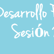 sesión 2 desarrollo personal  - copia