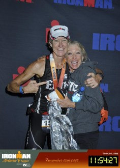 Ironman AZ Finish Stacey Coach SBR
