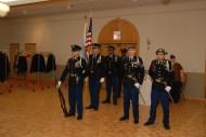 Phoenix Military Academy JROTC Color Guard