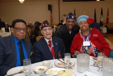 Willie, Stanley, Darryl, and Babette