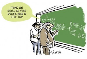 Keynesian Miracle cartoon