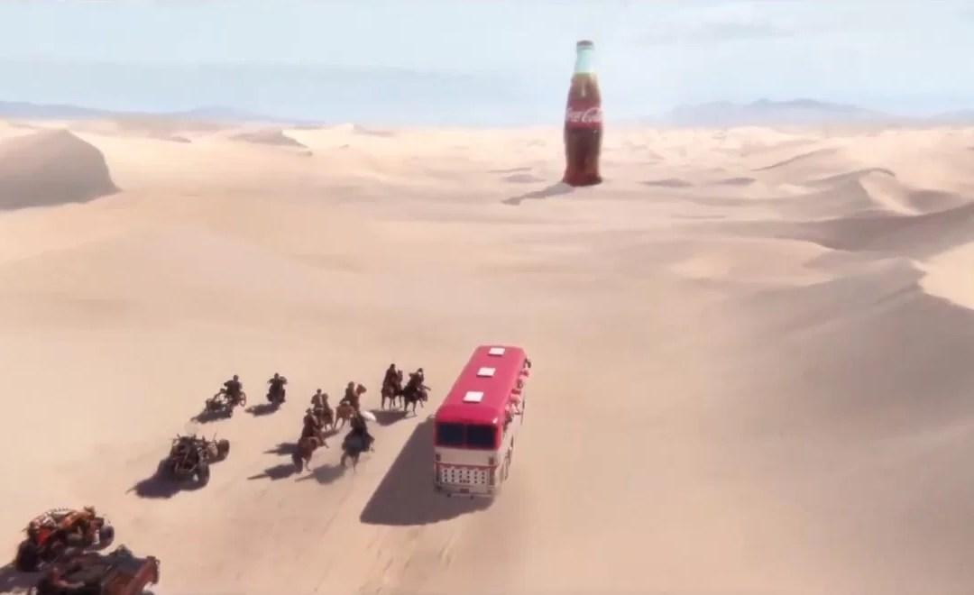 Choisissez la fin de la publicité Coca-Cola pour le Super Bowl 2013
