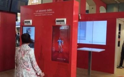 Coca-Cola ouvre trois boutiques éphémères pour l'été