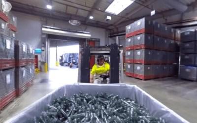 Visitez l'usine Coca-Cola de Grigny à 360°