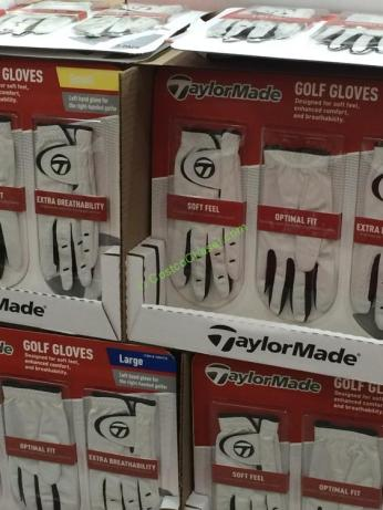 Taylormade Golf Gloves 3 Pack Costcochaser