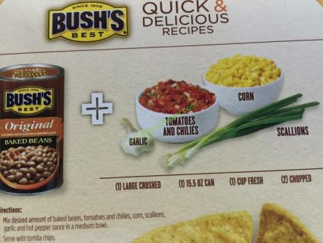 Bush S Baked Beans 8 16 5 Ounce Cans Costcochaser