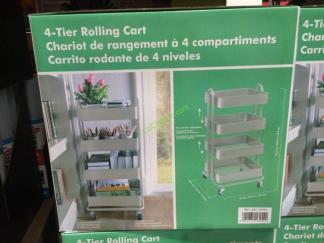 Costco-707386-4-Tier-Rolling-Cart-box