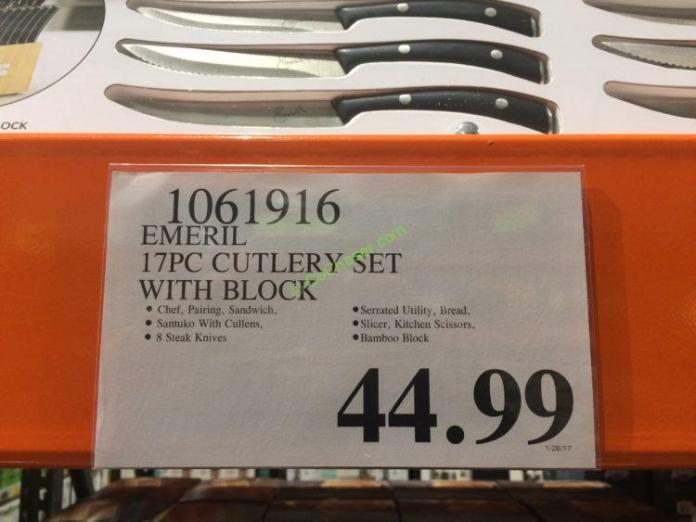 Costco-1061916-Emeril-17PC-Cutlery-Set-tag