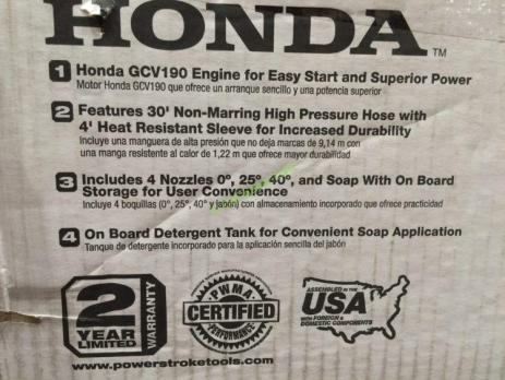 Costco-1166325-PowerStroke-3100-PSI-Honda-Powered-Gas-Pressure-Washer-face