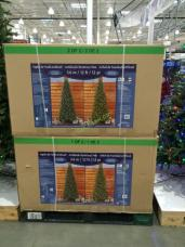 Costco-1455659-Pre-Lit-LE- EZ-Connect-Dual-Color-Christmas-Tree