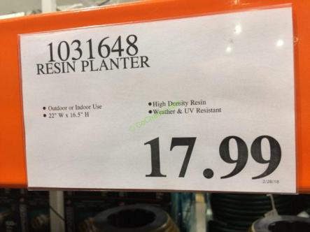 Costco-1031648-Estivo-Resin-Planter-tag