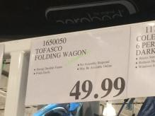 Costco-1650050-Tofasco-Foldable-Wagon-tag