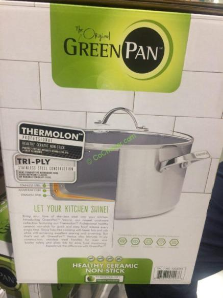 Costco-1204295-Greenpan-11PC-Stainless-Steel-Tri-PLY-Cookware-Set-face