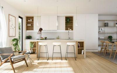 Cocinas de madera. Cómo y por qué