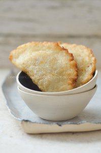 Empanaditas de yuca o cativias