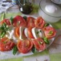 Fácil y deliciosa Ensalada Caprese