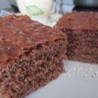 Tarta de chocolate (de mi mamá)