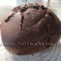 Plum cake de Chocolate con Máquina de Pan