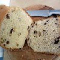 Pan con Nueces con la Máquina de Pan