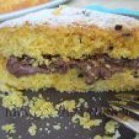 Como hacer una Tarta con Zanahorias y Almendras (y crema de chocolate??)