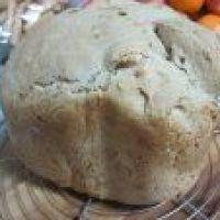 Pan de Centeno con Maquina de Pan