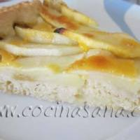 Crostata de manzanas para los Reyes Magos!