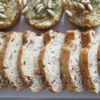 Como preparar un Entrante para fiestas: Plum-cake con coliflor y avellanas