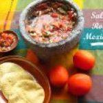 Salsa Roja Mexicana: Fácil, rápida y deliciosa