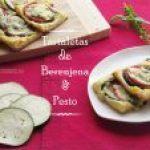 Tartaletas de Berenjena, Tomate y Pesto de Nuez  ( Videoreceta )