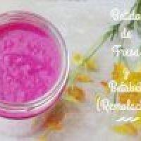 Batido de Fresa y Betabel contra la Anemia