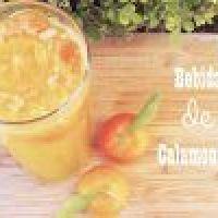 Agua o Bebida de Calamondín