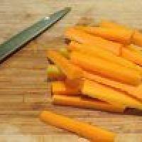 Crema de Zanahorias: Receta vegetariana