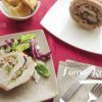 Lomo relleno de Carne Molida con Verduras
