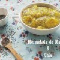 Mermelada de Mango con Chía