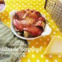 Rollitos de Berenjenas Rellenos de Queso con Salsa y Parmesano