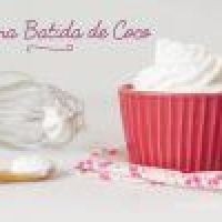 Crema Batida de Leche de Coco: Receta Sin Lácteos