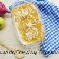 Puré de Camote o Batata con Manzana: Receta deliciosa, sana y muy fácil