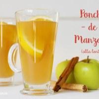 Ponche de Manzana o Sidra de Manzana: Bebida en Olla Lenta